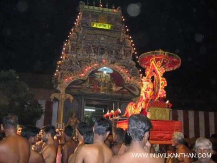 Inuvil kanthan