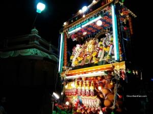 கைலாசவாகனத் திருவிழா