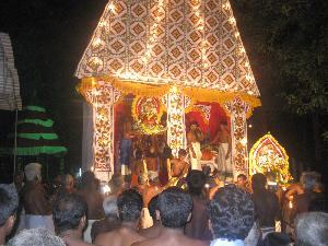 சப்பறத் திருவிழா